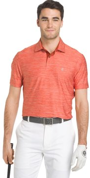 Izod Men's Title Holder Swingflex Classic-Fit Stretch Performance Golf Polo