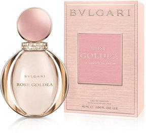 Bvlgari Rose Goldea Eau de Parfum Spray, 3.4 oz