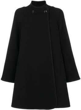 Chloé cape coat
