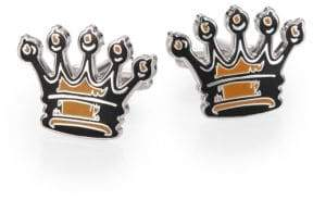 King Baby Studio Crowned Cuff Links