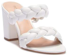 Rachel Zoe Demi Nappa Braid Sandal