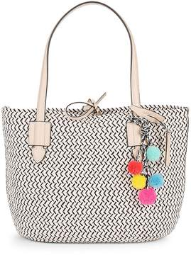 Vince Camuto Women's Colle Textured Tote