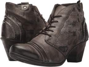 Rieker D8771 Cheyenne 71 Women's Lace-up Boots