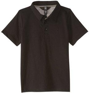 Volcom Boys' Wowzer Polo (Big Kid) 8166931