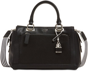 Guess Blakley Large Satchel