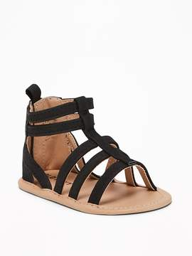 Old Navy Gladiator Cage Sandals for Baby
