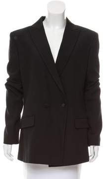 BLK DNM Tailored Double-Breasted Blazer