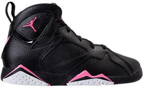 Nike Girls' Preschool Jordan Retro 7 Basketball Shoes