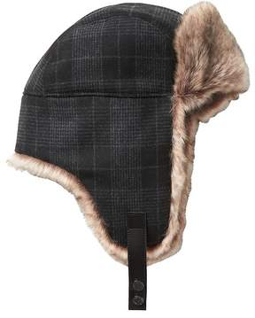 Banana Republic Wool Trapper Hat with Polartec® Lining