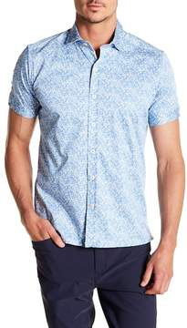 Robert Graham Thad Paisley Printed Tailored Fit Shirt