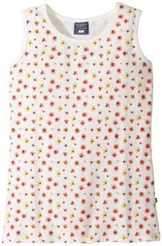 Toobydoo Floral Tank Top (Toddler/Little Kids/Big Kids)