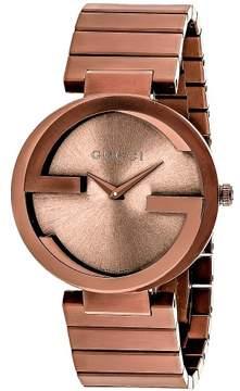 Gucci Watches Men's Interlocking Watch