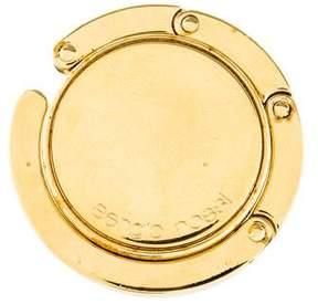 Sergio Rossi Gold-Tone Bag Hook