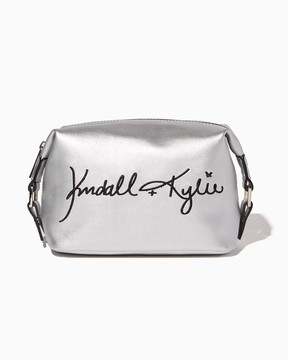 Kendall + Kylie Debut Signature Cosmetic Bag