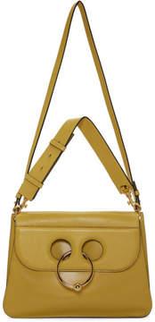 J.W.Anderson Yellow Medium Pierce Bag