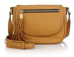 Milly Astor Leather Saddle Bag