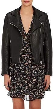IRO Women's Jamie Leather Moto Jacket