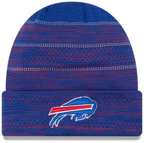 New Era Buffalo Bills Touchdown Cuff Knit Hat