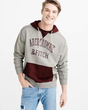 Abercrombie & Fitch Deconstructed Fleece