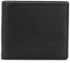 Vivienne Westwood embossed logo wallet
