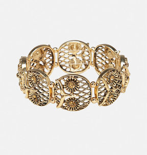 Avenue Owl Stretch Bracelet