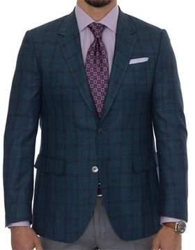 Robert Talbott Ellsworth Trim Fit Silk Blend Sport Coat.