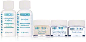 Bioelements Travel Light Kit For Very Oily and Oily Skin