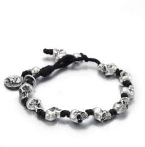 King Baby Studio Knotted Cord Bracelet
