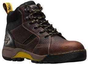 Dr. Martens Unisex Grapple 6-Tie Steel Toe Boot