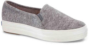 Keds Women's Triple Decker Sweater Slip-On Sneaker - Women's's