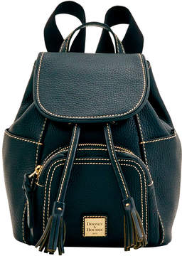 Dooney & Bourke Pebble Grain Small Murphy Backpack - BLACK BLACK - STYLE