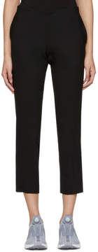 6397 Black Pull-On Trousers