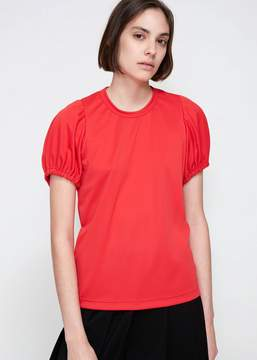 Comme des Garcons Puff Sleeve Top