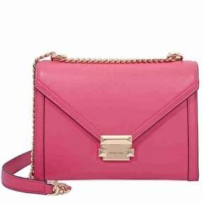 Michael Kors Whitney Large Shoulder Bag- Rose Pink - ONE COLOR - STYLE