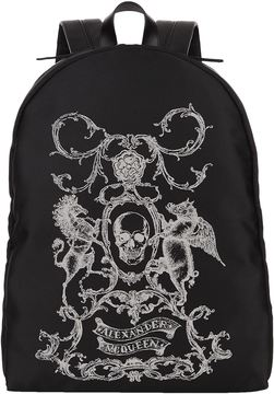 Alexander McQueen Coat Of Arms Backpack