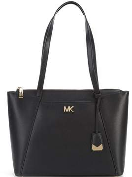 MICHAEL Michael Kors Maddie Medium East/West Gold-Tone Tote