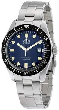 Oris Divers Sixty-Five Blue Dial Automatic Men's Watch