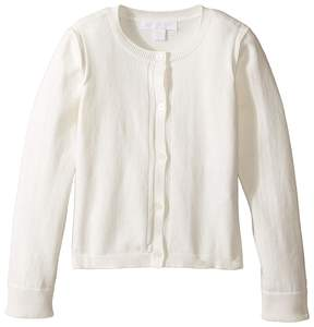 Burberry Rhetta Cardigan Girl's Sweater