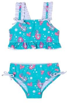 Hula Star Toddler Girl's Mermaid Crush Two-Piece Swimsuit