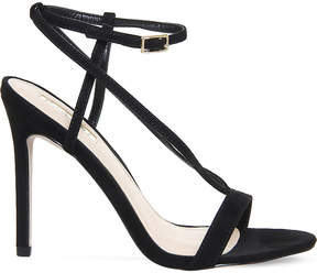 Office Heartless strappy sandals