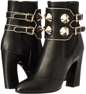Just Cavalli Studded Ankle Boot Women's Boots