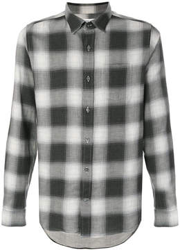 Closed checked shirt