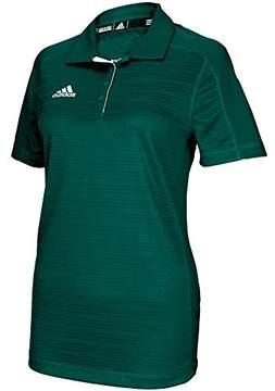 adidas Climalite Select Womens Training Polo XS Green