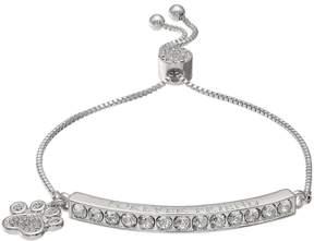 Brilliance+ Brilliance Forever Friend Adjustable Bracelet with Swarovski Crystals