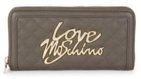 Love Moschino Love Continental Wallet