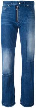 Each X Other patchwork straight-leg jeans