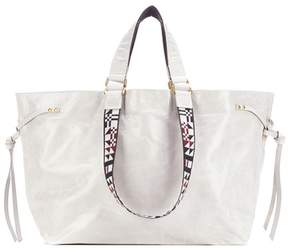 Isabel Marant Bagya leather tote