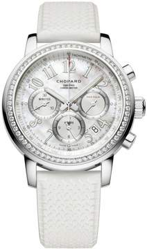 Chopard Mille Miglia Mother of Pearl Dial Automatic Ladies Watch