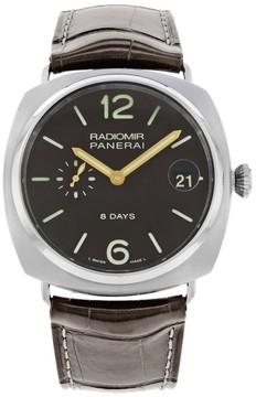 Panerai PAM00346 Radiomir 8 Days Titanium Hand Winding 45mm Mens Watch