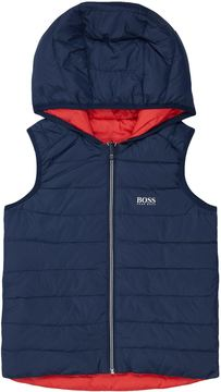 HUGO BOSS Hooded Reversible Gilet